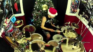 Karmin - Sleigh Ride - Drum Cover - #ARCC Day 4
