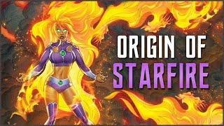 Origin Of Starfire
