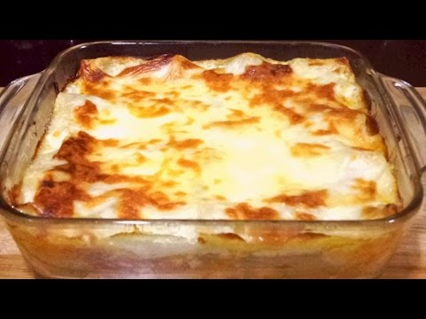Vegetable Lasagna With Bechamel sauce / Easy Vegetable Lasagna Recipe