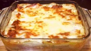 Vegetable Lasagna With Bechamel sauce