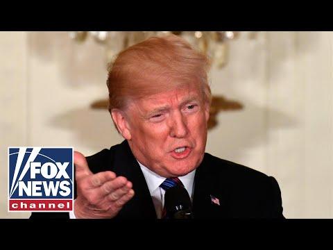 Trump gives updates on 'Operation Warp Speed' during coronavirus presser
