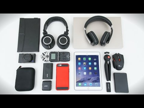 What's In My Tech Bag - Episode 1