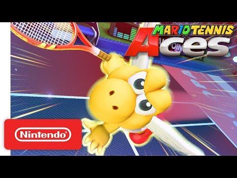 Mario Tennis Aces - Koopa Paratroopa - Nintendo Switch