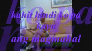 huwag ka lang mawawala by ogie alcasid with lyrics.wmv