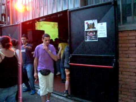 Inktomi [Underground Crew] Live @ Hardtek to da Bone Act.3 - Kindergaten - Bologna