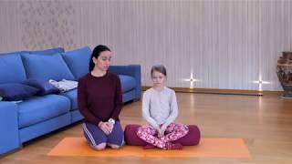 Йога для детей. Урок 9