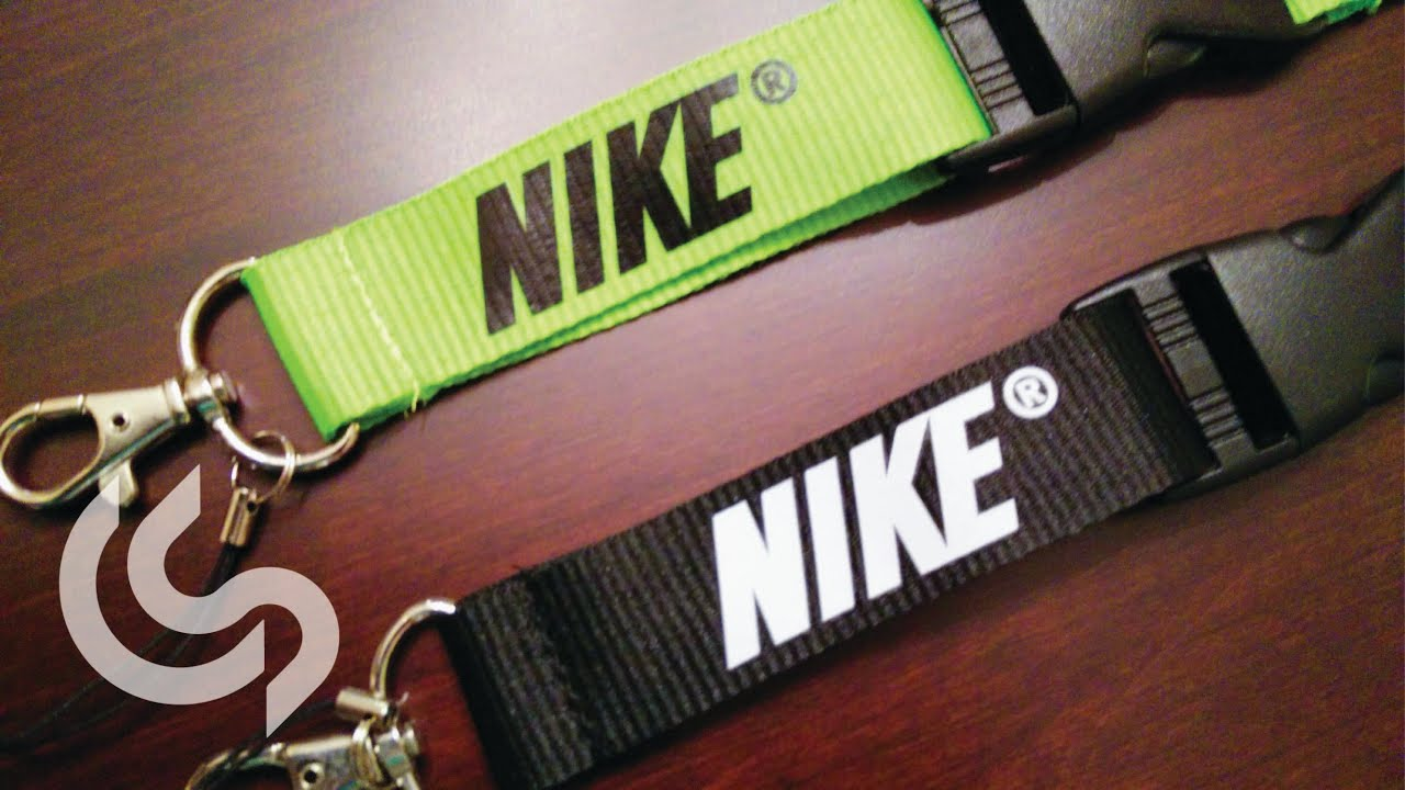 Lovely Nike Lanyard Keychain Unboxing & Review! - YouTube LO19