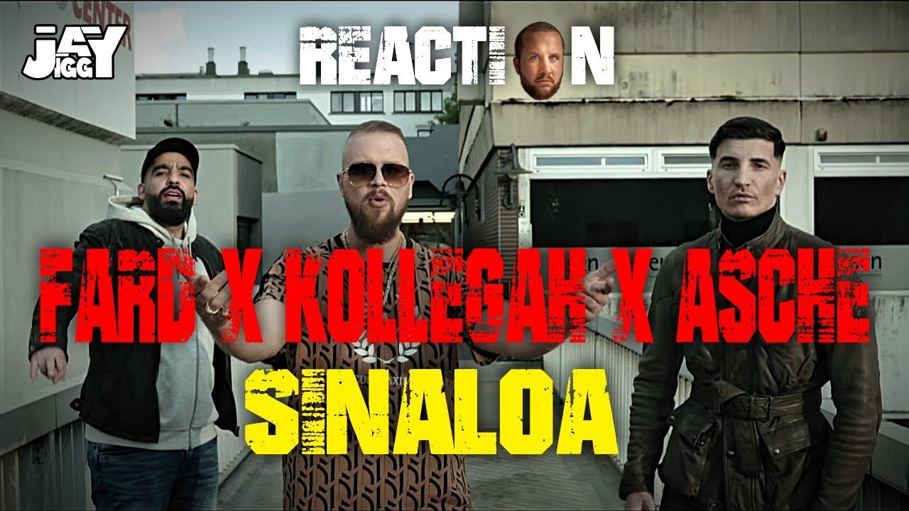 """Fard x Kollegah x Asche - """"SINALOA"""" I REACTION/ONE.TAKE.ANALYSE"""