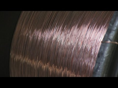 Doncaster Cables - How is electric cable made?