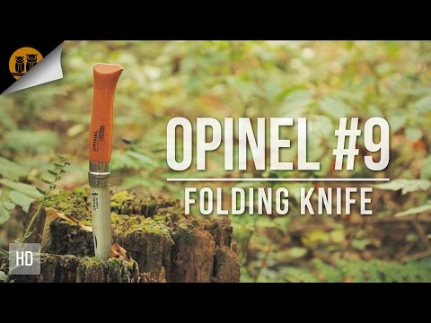 Opinel No. 9 | Folding Bushcraft Knife | Field Review