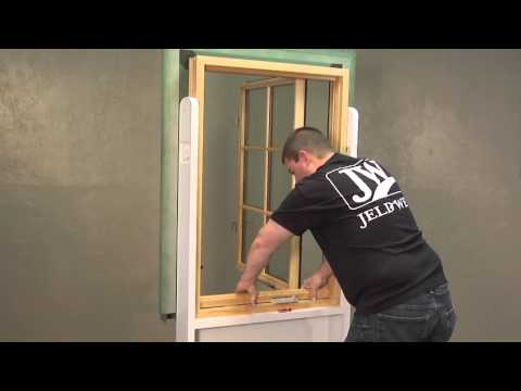 How To Replace the Operator on Custom Wood Casement Windows