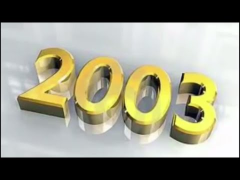 UK's Biggest Selling Singles of 2003 now with complete sales figures - UK Top 40 2003