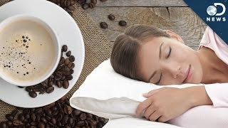 Coffee Can Improve Your Nap!
