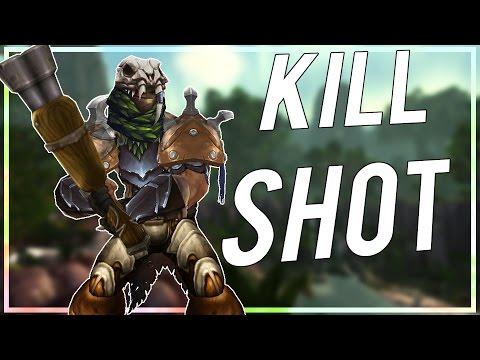 KILL SHOT - (Marksman Hunter PvP) Warlords of Draenor 6.2.3