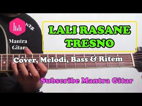 Via Vallen - Lali Rasane Tresno Cover Mantra Guitar