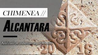 Chimenea Alcantara