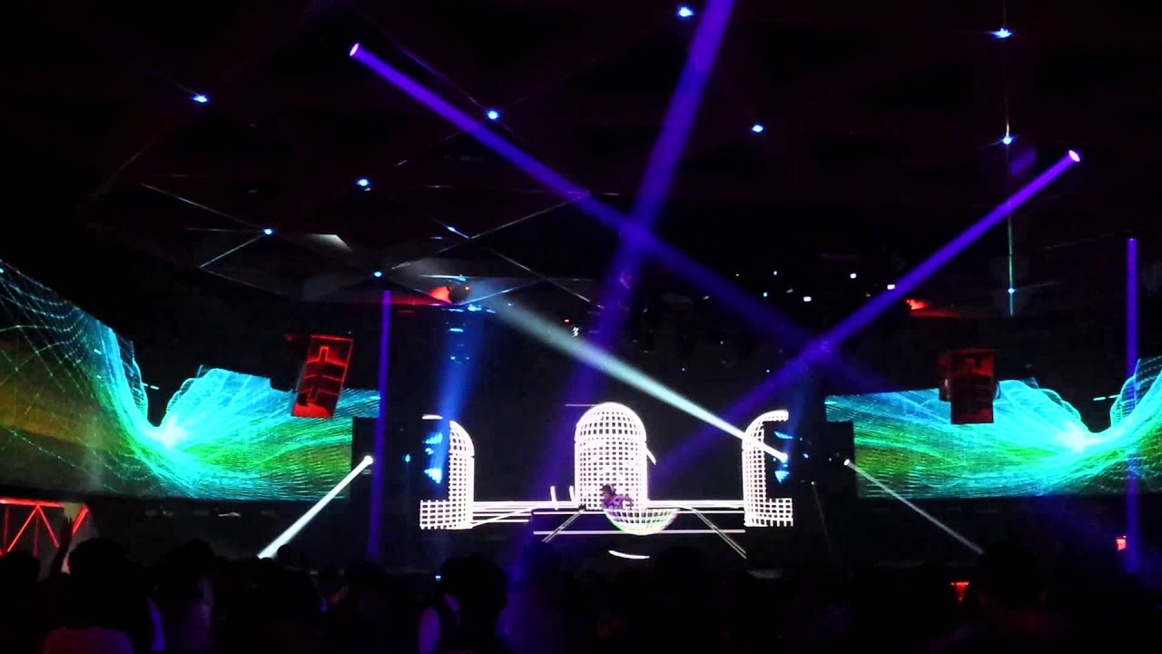 Custom footage for Omni Nightclub Taipei