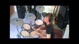 Simple Plan - Jet Lag (Drum Cover) - Feat. Natasha Bedingfield