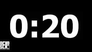 30 Second Countdown Timer with Buzzer
