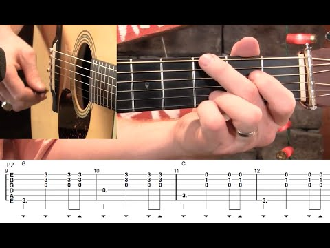 Waltz Rhythm Guitar– Strumming, Walks, and Licks!