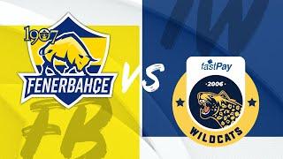 1907 Fenerbahçe Espor ( FB ) vs fastPay Wildcats ( IW ) Maçı | 2020 Yaz Mevsimi 5. Hafta