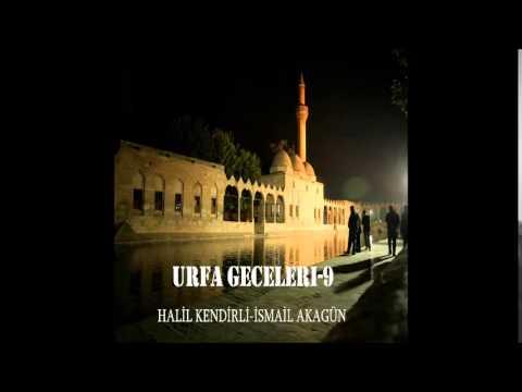 Urfa Geceleri / Halil Kendirli - Cemo (Deka Müzik)