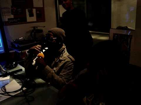 Hayz on Urban Latino Radio