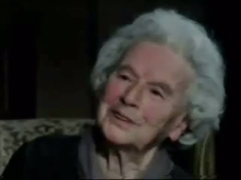 Marie Rambert - Talking about Serge de Diaghilev and the Ballets Russes