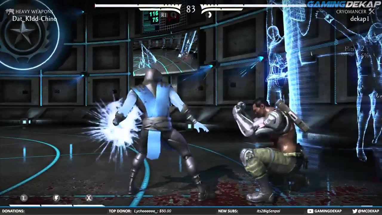 Mortal Kombat 11 adds ranked play in new Kombat League
