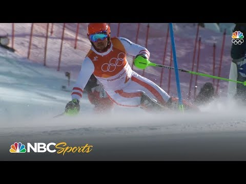 Austria's Marcel Hirscher finally wins first Olympic Alpine Skiing gold medal | NBC Sports