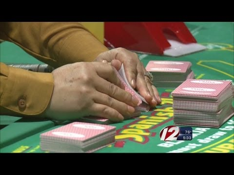 First Arrest For Twin River Table Games