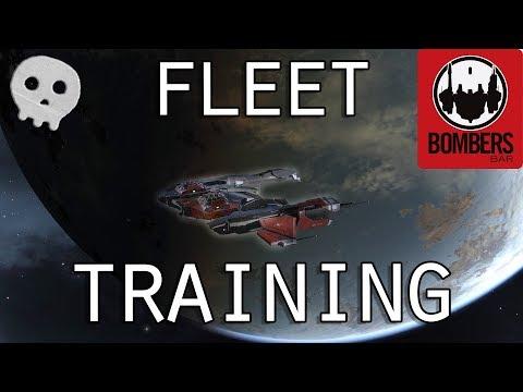 Bombers Bar - Fleet Training