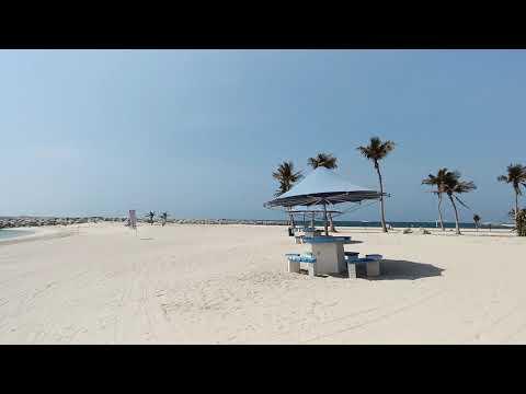 Al Mamzar Beach Park, Dubai, UAE