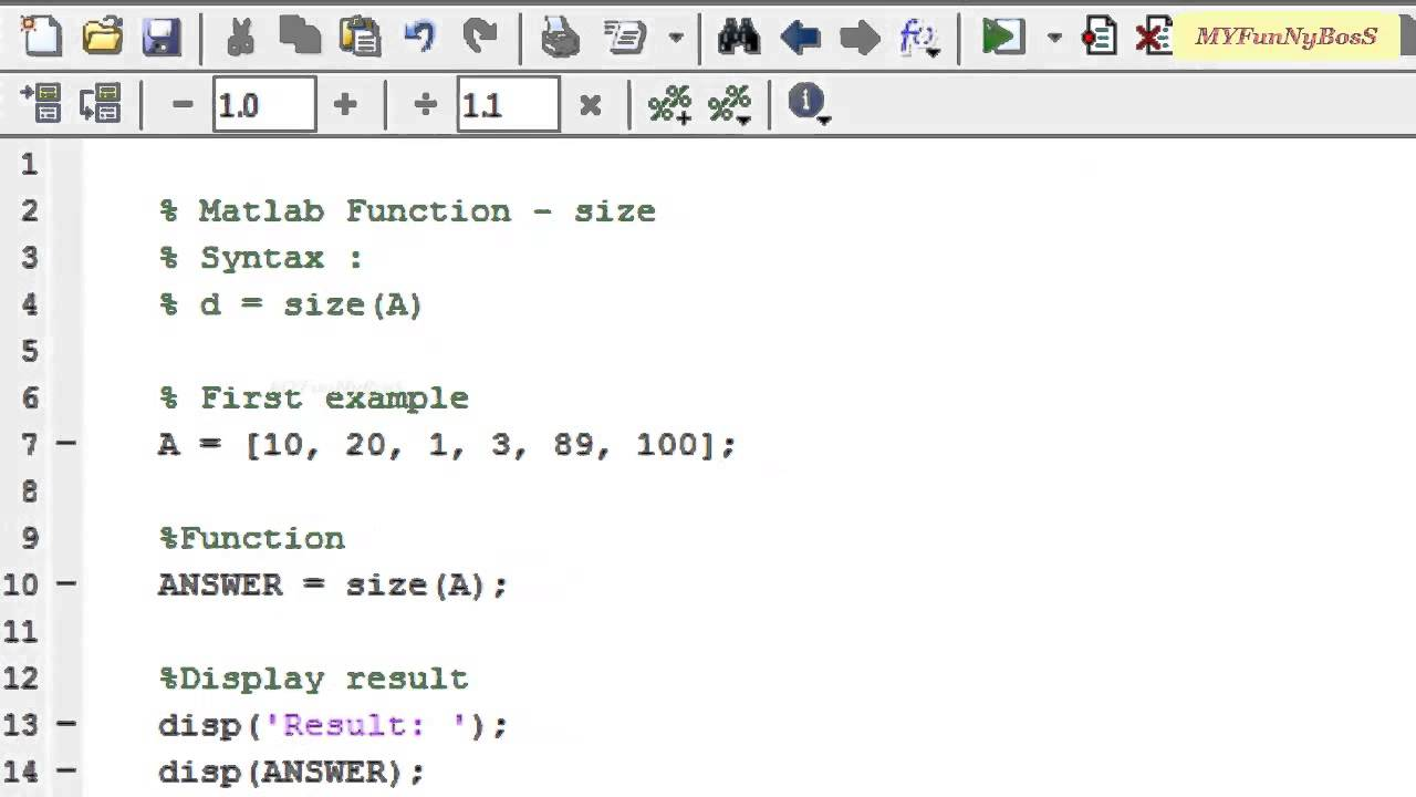 write a function in matlab Hi i am working with simulink i wrote a function in matlab that basically does a circular shift, and i wanted to put it into simulink by using the matlab function block.