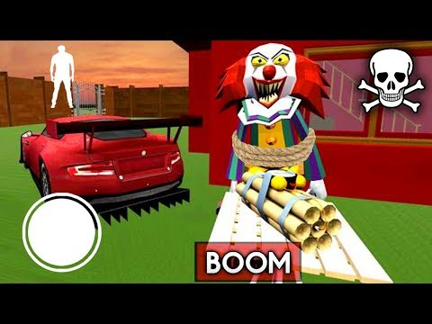 видео: КЛОУН ПЕННИВАЙЗ ХАКЕР ФИНАЛ СОСЕД ГРЕННИ - Hello IT Clown Neighbor Scary House Escape 3D