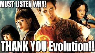 Danke DB-Evolution!! HÖREN SIE WARUM! Und Super Animation!!