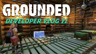 Grounded Developer Vlog 11 - February 0.7.0 Update