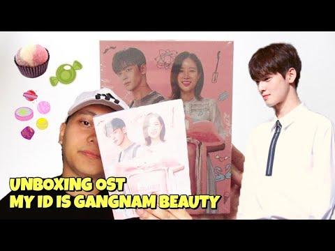 (OST) MY ID IS GANGNAM BEAUTY ALBUM UNBOXING [Bahasa Indonesia]