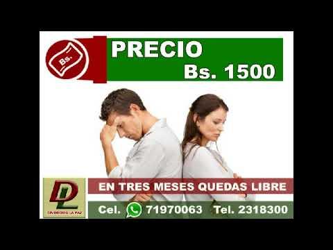 Divorcios en La Paz
