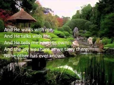 In the Garden Lyrics