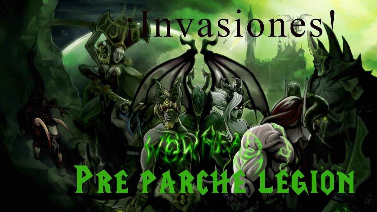 Wow Legion Bilder