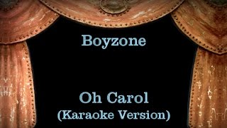 Watch Boyzone Oh Carol video