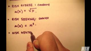 Decision Theory #5- Utility Functions