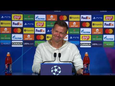 Jesse Marsch 🎙 | PSG 3-2 RB Leipzig | Post Match Press Conference | Champions League