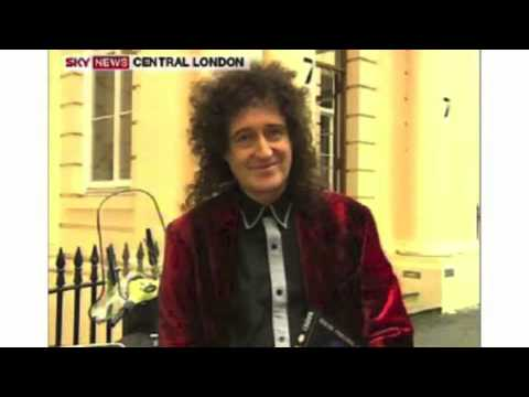 Bang! New Music - Rock Star Or Astronomer? Brian May Sky News Interview 23 Oct 2006
