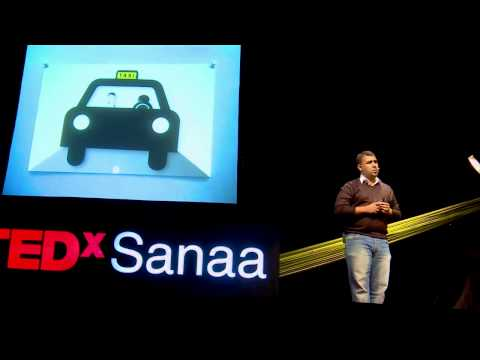 Do your math and... win! Abduljalil Haidar at TEDxSanaa 2013
