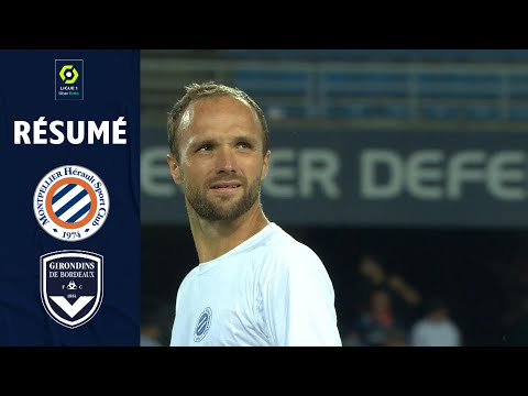 Montpellier Bordeaux Goals And Highlights