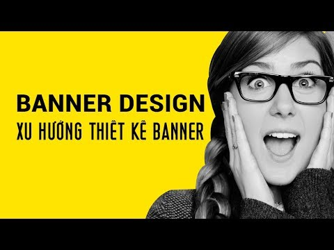 banner design-xu hướng thiết kế banner