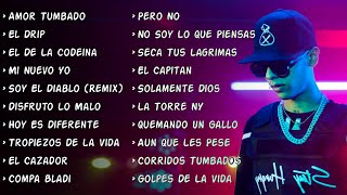 Corridos Mix 2020 | Natanael Cano Mix | Top 20 | Amor Tumbado, El Drip, Mi Nuevo Yo Pero No, Y Mas