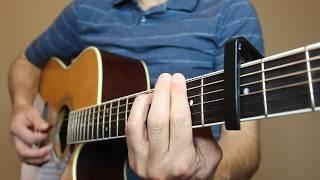 Friendship - Chris Stapleton | Guitar Cover